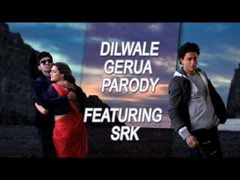 Dilwale Gerua Parody ft. Shah Rukh Khan    Shudh Desi Gaane    Salil Jamdar