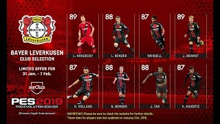 Bayer Leverkusen Club Selection • Special Agents
