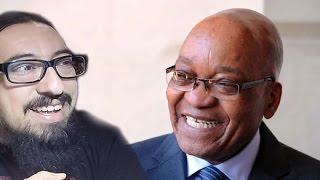 Trevor Noah: Crazy Normal - President Jacob Zuma's Speech REACTION