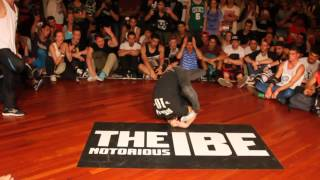 IBE 2013 - Trukendoos XL Trick Battle Final - B-Yog vs Can