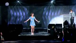 ONEW ENGLISH DUET #3 | feat. LUNA - Can I Have This Dance (HSM3)