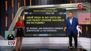 TL9 al Amanecer: Programa del 10 de Agosto 2017