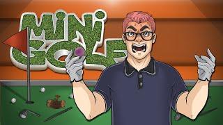 MINI MADD!! - Mini Golf Funny Moments (Tower Unite)