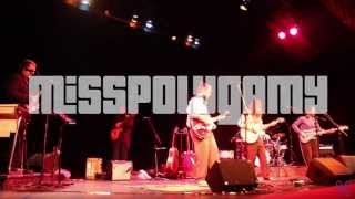 Miss Polygamy - Cocaine Kisses | Live at The Gladstone Theatre