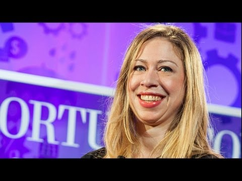Chelsea Clinton on running for office I don t know Fortune