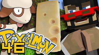 Minecraft: Pokemon Ep. 46 - STINKY CHEESE CHALLENGE