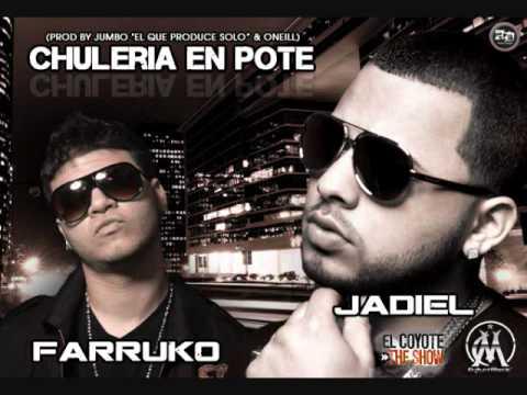 Chuleria en Pote Farruko ft Jadiel