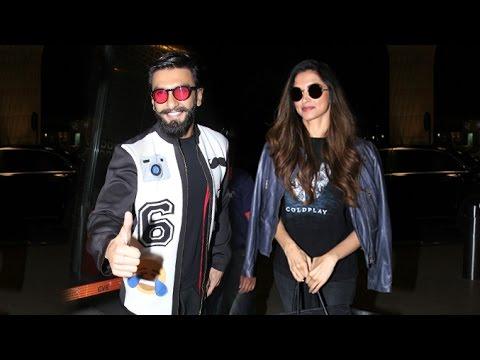 Xxx Mp4 Ranveer Singh Spotted With Girlfriend Deepika Padukone At Airport 3gp Sex