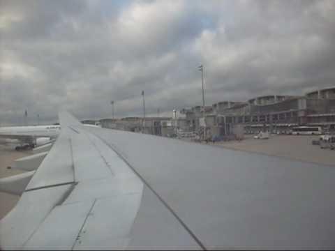 Part 2 paris to cotonou with airfrance.wmv
