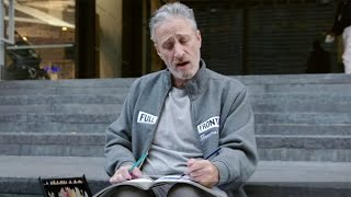 An Exercise in Escapism with Jon Stewart | Full Frontal with Samantha Bee | TBS