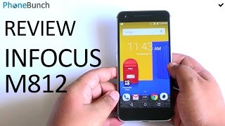 InFocus M812 Full Review - Excellent build, but Overpriced