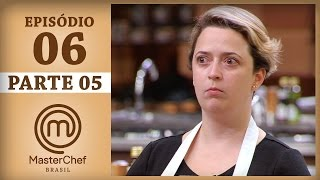 MASTERCHEF BRASIL (11/04/2017) | PARTE 5 | EP 6 | TEMP 04
