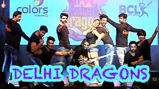 Karan Wahi is back with his team of Delhi Dragons in Box Cricket League Season 2