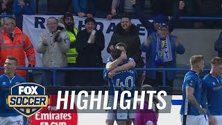 Ian Henderson gives Rochdale 1-0 lead over Tottenham | 2017-18 FA Cup Highlights
