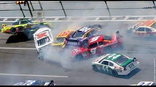 Best NASCAR Crashes at Talladega