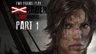 Tomb Raider - 2013 Part 1 Dual Comm Anal Raiders - How Hot Is Lara! (XBOX/PS3/PC)