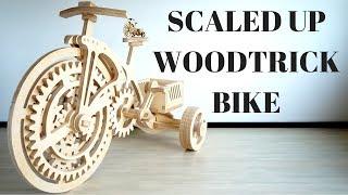 Big Wood Trick bike + giveaway