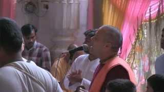Guru Puja at Iskcon Juhu, Mumbai 03.02.2013