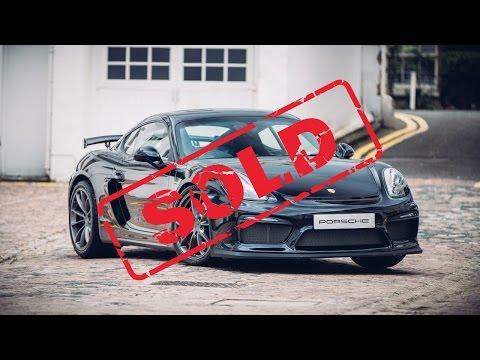Why I Sold My Porsche Cayman GT4