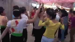 Nhạc sàn dân tộc ( nhảy đám cưới ) vui cùng anh chị em đồng bào thái,điện biên.