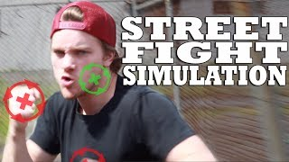 Virtual Street Fight Simulator | Real Fight Training