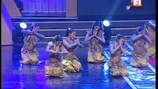 The First Derana Lux Film Awards 2011 - Dana Mana Banda - Song (Part 6)