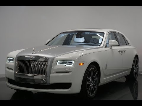 Rolls Royce Ghost Series II Walkaround in HD60FPS