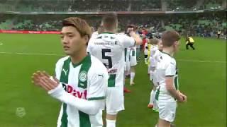 Samenvatting FC Groningen - Vitesse 2-1 (10-02-2019)