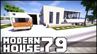 Minecraft - Modern House 79