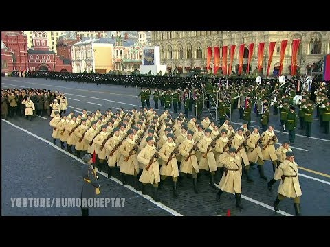 Xxx Mp4 Russian Military Parade 2018 Military Parade Commemorates 1941 Red Square March 3gp Sex