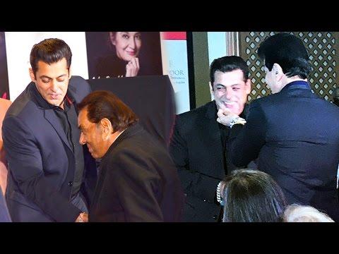 Xxx Mp4 Salman Khan Shows Respect To Senior Actors Dharmendra Jeetendra Watch What Happens Next 3gp Sex
