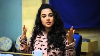 Vidya Balan talks about why she loves SRK