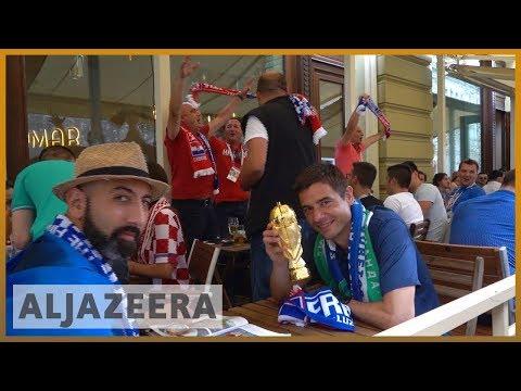 🇭🇷 🇫🇷 Croatia vs France: Who will win the 2018 World Cup?   Al Jazeera English