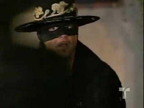 El Zorro El amor gitano Diego y Esmeralda