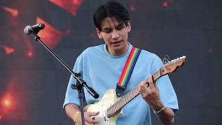 180623 Phum Viphurit [Lover Boy] LIVE at DMZ Peace Train Music Festival