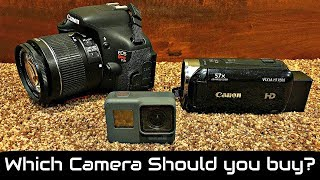 Different types of cameras we use | Best starter camera for hunting!