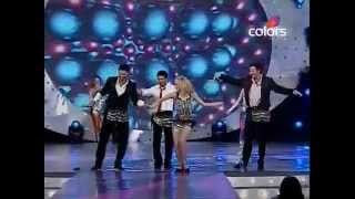 Shah Rukh Khan @iamsrk Dance with Indian Cricketers