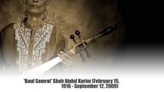 Agey Ki Shundor Din Kataitam - Shah Abdul Karim