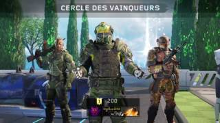 Call of Duty : Black Ops III - Jeu d