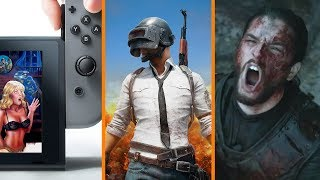 REJECTED for Nintendo Switch + PUBG Passes LoL + HBO Airs Game of Thrones EARLY - The Know
