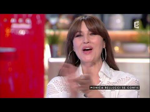 Monica Bellucci, se confie, part 2 - C à vous - 22/06/2017