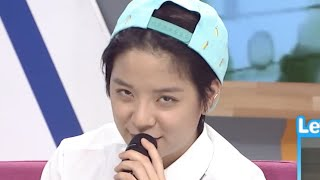f(x) Amber in her element