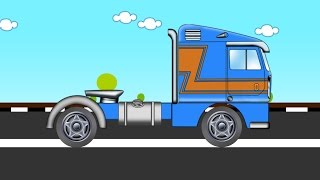 Truck | Uses of Truck | videos for kids | vehicle videos | learn transport