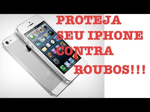 Proteja seu Iphone Contra Roubos
