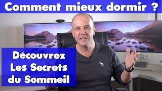 Découvrez Les Secrets du Sommeil - COACHING David KOMSI
