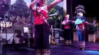 Nuansa Seni Indonesia - Tari Kipas Budaya Lampung - 09 okt 2015