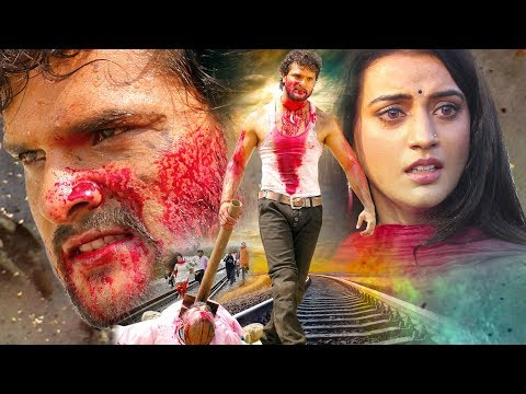 Xxx Mp4 SAATHIYA² खेसारी लाल यादव की सबसे बड़ी एक्शन भोजपुरी फिल्म 2018 Akhsara Singh Full HD 3gp Sex