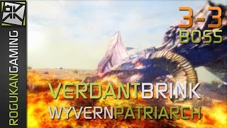 GW2 HoT- Verdant Brink - Pale Reaver Rally 3-3 - Wyvern Patriarch