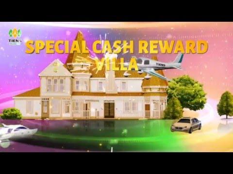 TIENS SPECIAL CASH REWARD 2015