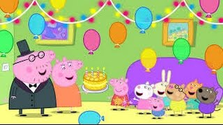 Peppa Pig Season 1 Episodes 27 - 39 Compilation in English for kids